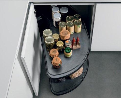 a kényelmes konyha