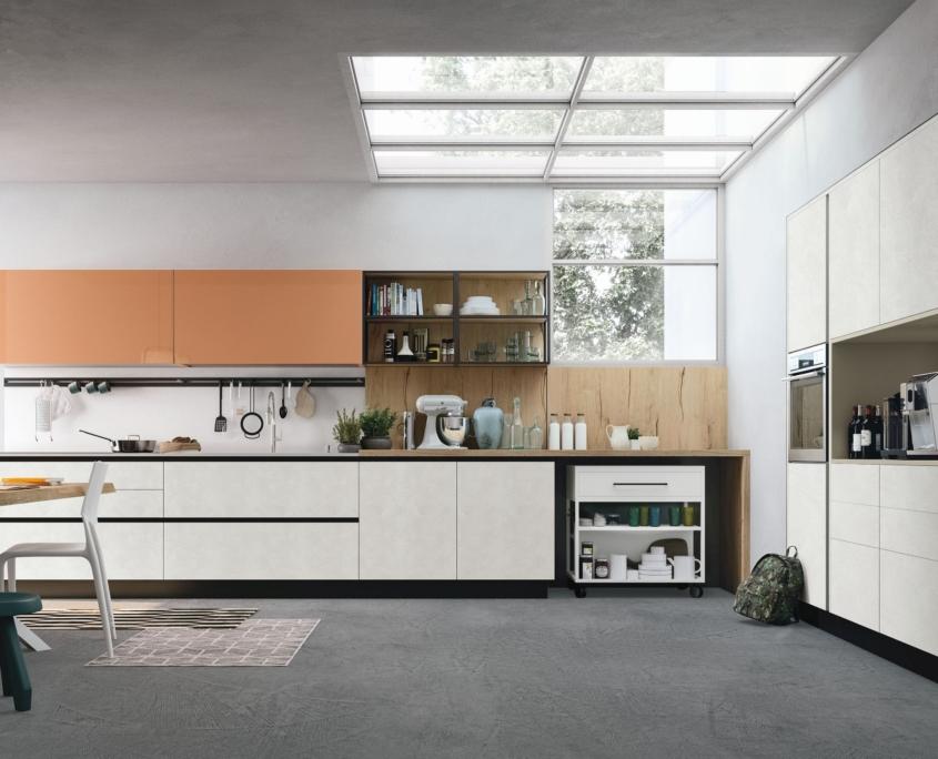 Stosa modern olasz konyhabútor